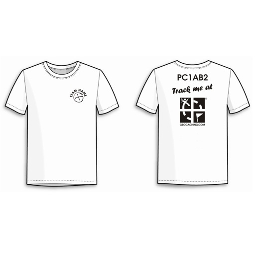 Trackable T-Shirt
